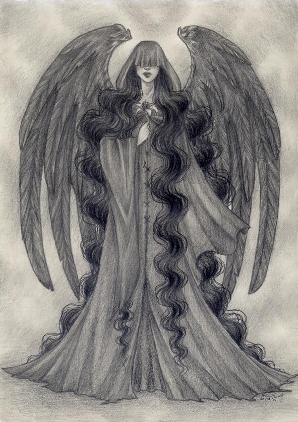 Angel of Death by ArunaWolf