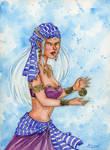A bit of magic by ArunaWolf