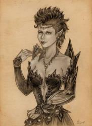 Commission: Dragon Kel