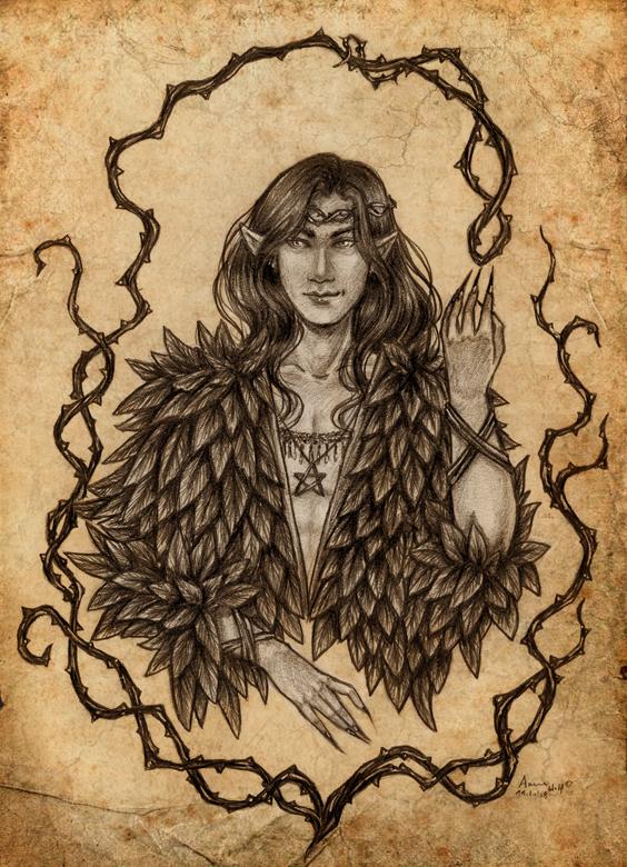 Commission: Raven