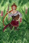 Contest: Joanne Madrigal by ArunaWolf