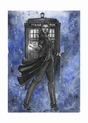 Commission: Doctor Kel