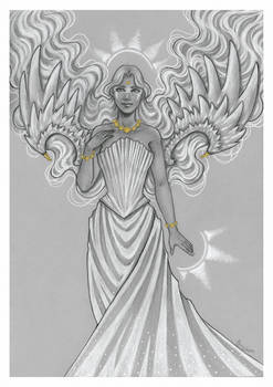 Nimuelle - Goddess of Light
