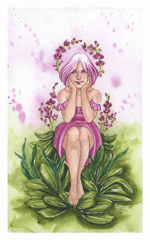 FloralFeb - Orchid
