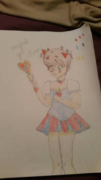Magical Girl Oliver-chan
