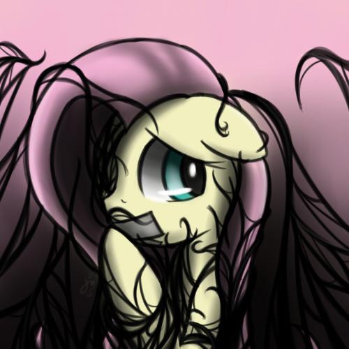 Fluttermuted by DeMoXyRaPhYm-MSlyce