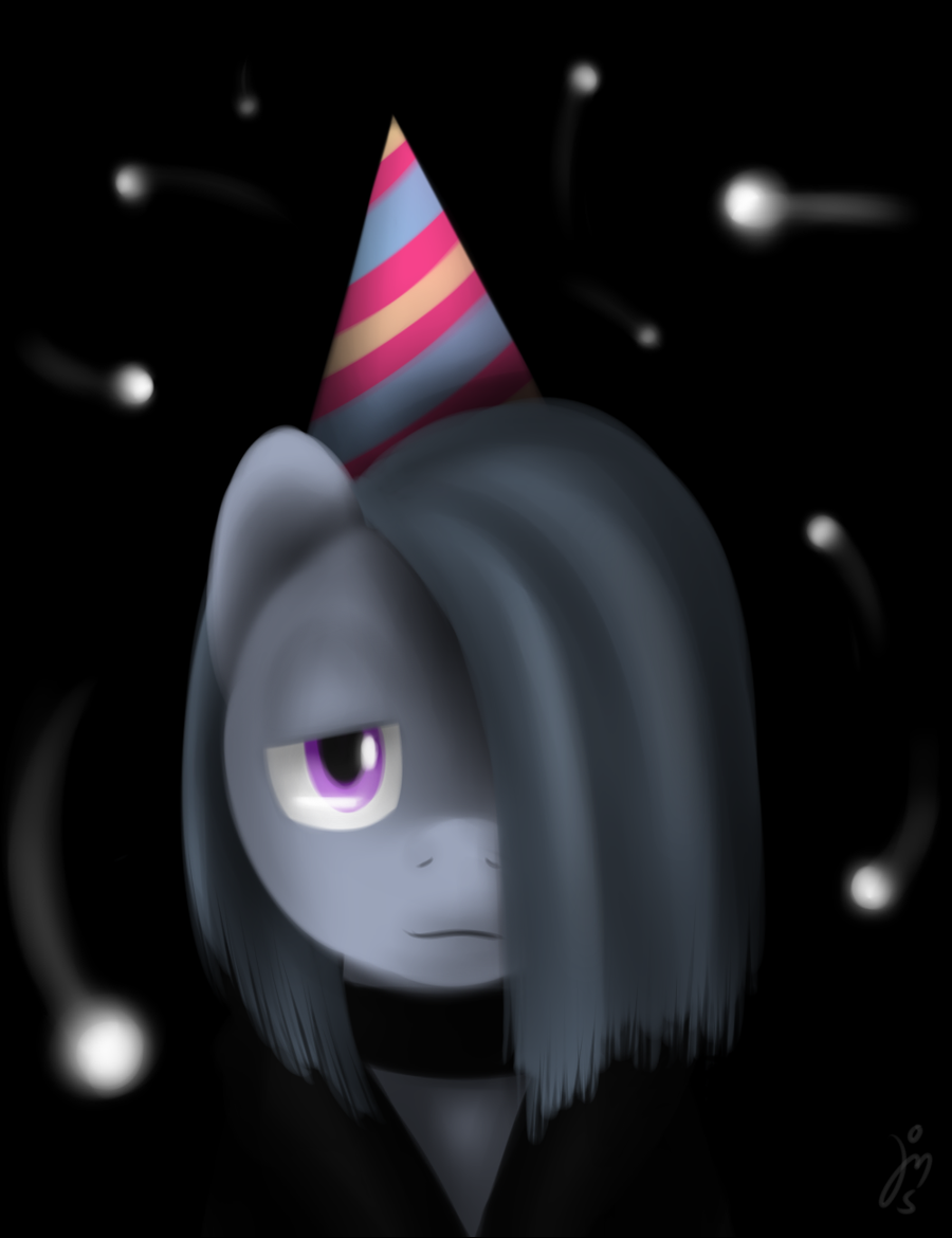A Party For Inky by DeMoXyRaPhYm-MSlyce