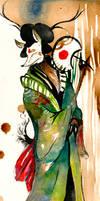 Shika Geisha O Ka Fee by RubisFirenos