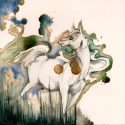 Horse O Ka Fee by RubisFirenos