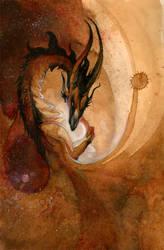 Dragon Precious Thing O Ka Fee by RubisFirenos