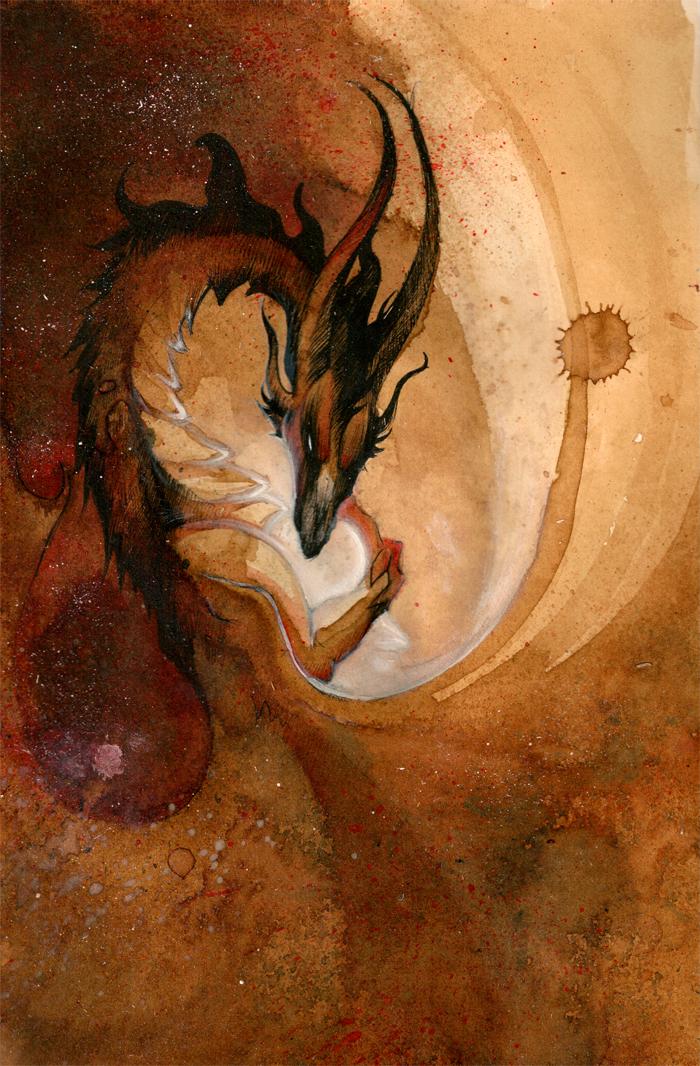 Dragon Precious Thing O Ka Fee