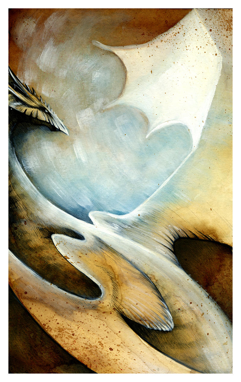 Dragon : Glimmer of Hope O Ka Fee by RubisFirenos