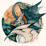 Seagull Dragon O Ka Fee