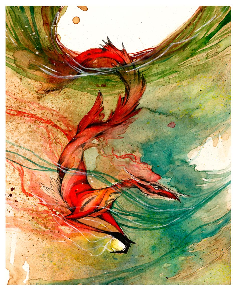 River Dragon II O Ka Fee