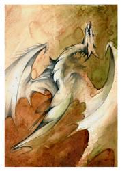 Dragon Ascent O Ka Fee by RubisFirenos