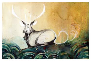 God's Spirit - O Ka Fee by RubisFirenos