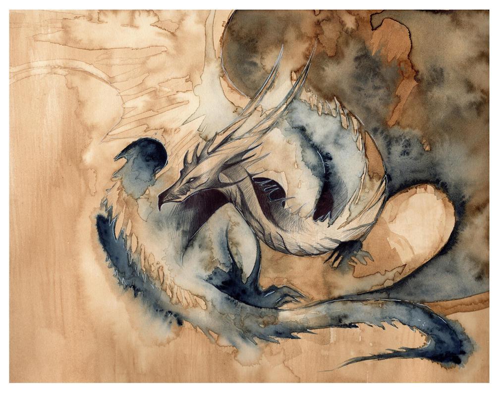 Payne's Dragon by RubisFirenos
