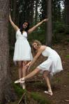 Ballet: Entering the forest 3