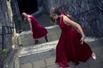 Ballet: An ancient stairway 1