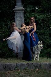 Ballet: Gathering at the pillar