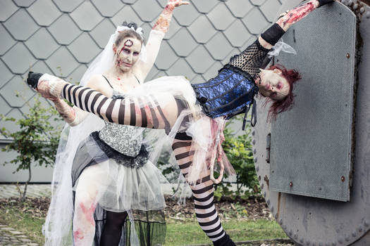 Ballet meets Zombies: Representing undead