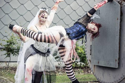 Ballet meets Zombies: Representing undead