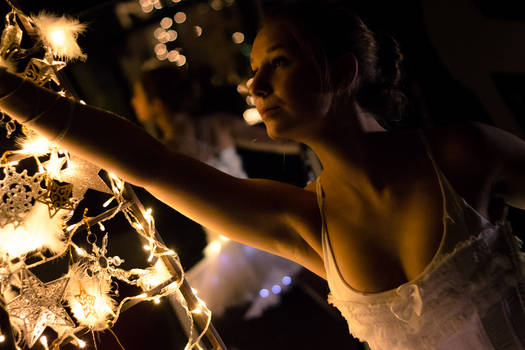Ballet: Christmas lights 29 (last one)