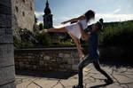 Dancing around a summer castle 2