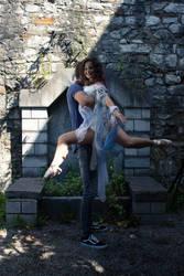 Dancing around a summer castle 5