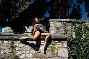 Dancing around a summer castle 14