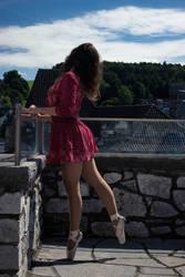 Dancing around a summer castle 17