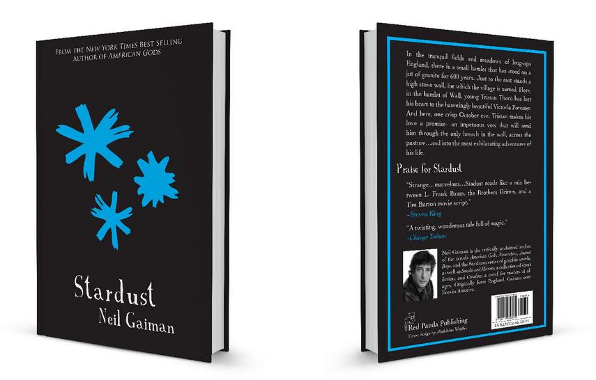 Neil Gaiman's Stardust - Fan Cover by madizzlee