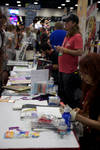 Artists Alley 2014 by madizzlee