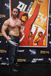 Wolverine Cosplay (SDCC 2014)