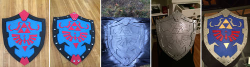 The Making of a Shield by madizzlee