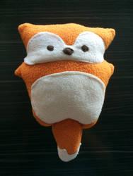 Little Fox Plush by madizzlee