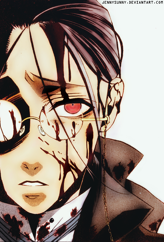Black Butler Color by JennySunny