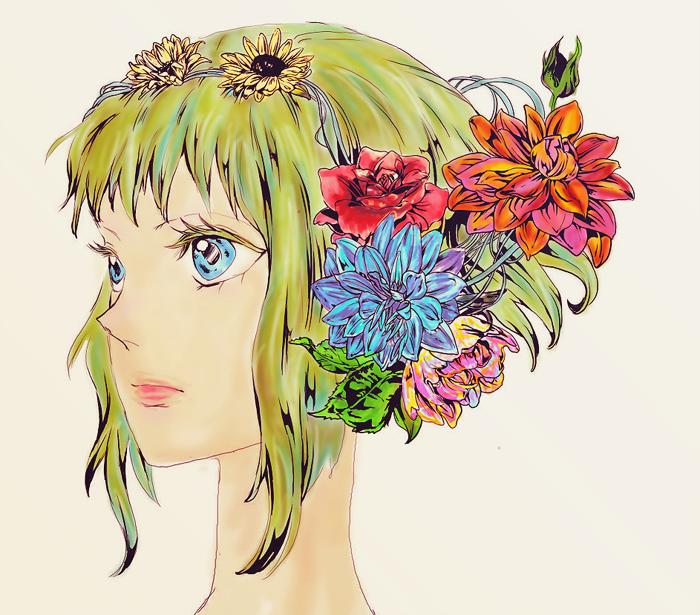 Gumi Color by JennySunny