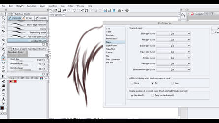 Clip Studio Paint Brush Lag Solved by TheFaunDoll-sCanvas