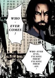John Wick : Chapter 2 Scene by TheFaunDoll-sCanvas