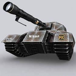 Nikon Cam-Tank by KahMenG