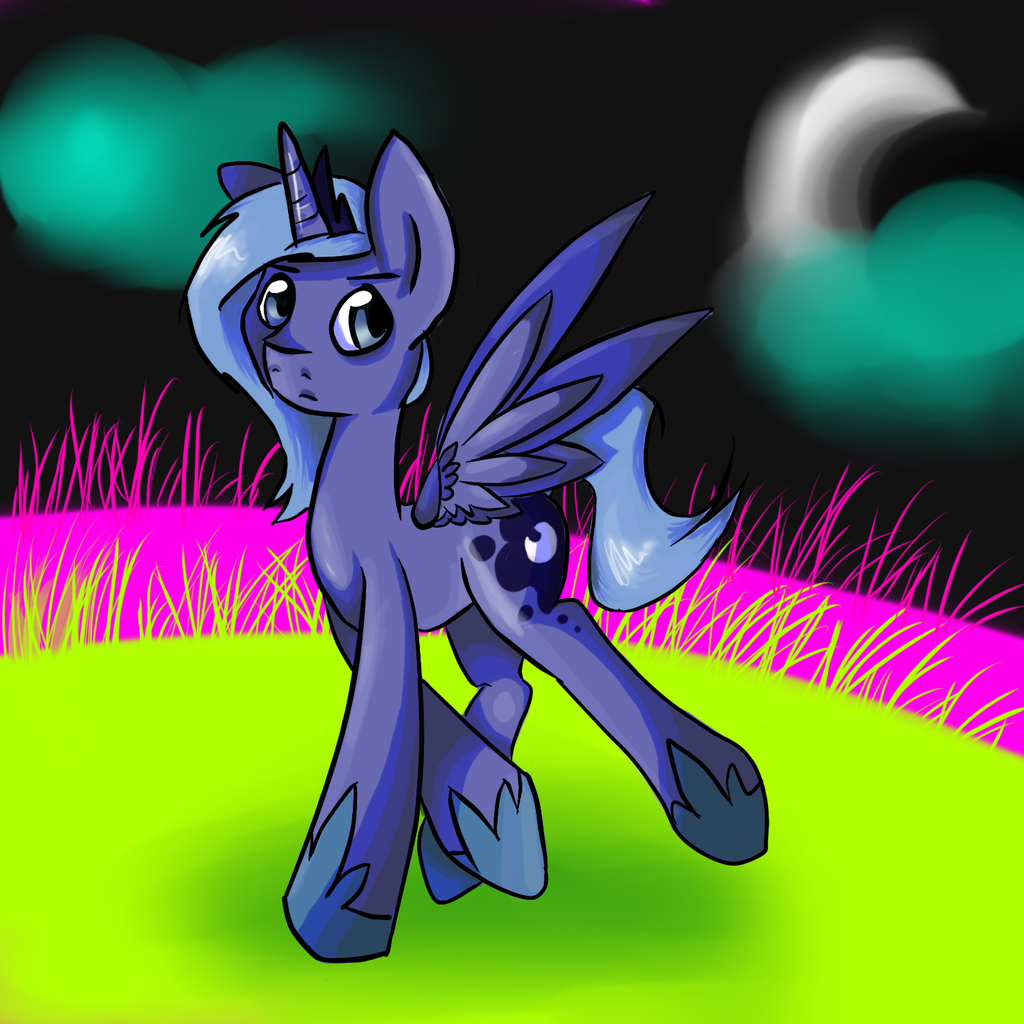 Luna #1 by Deltalix