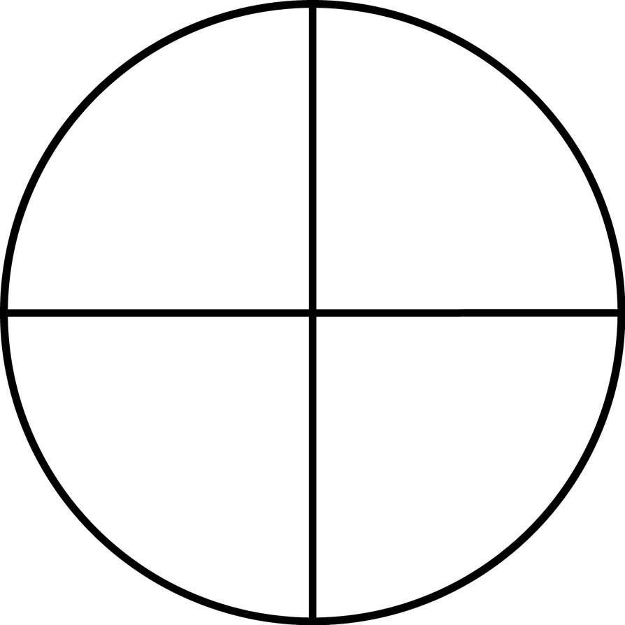 how to cut into a circle