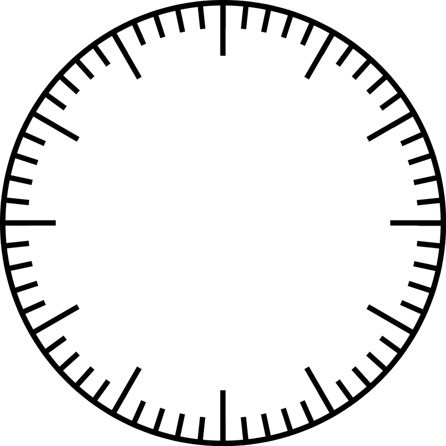Worksheets Parts Of A Clock Face circle image of base 60 clockface by treisaran on deviantart treisaran