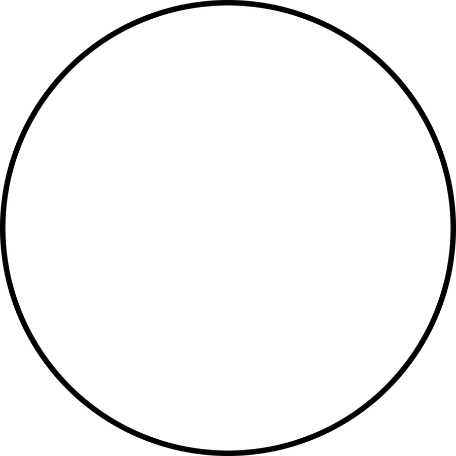 Thin Circle Shape  Cms Uk Crafts