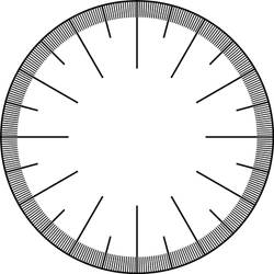 Calendric Circle Of 360 Days