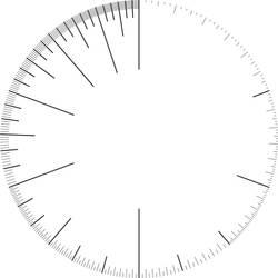 Trinanunqual Logarithmic Circle