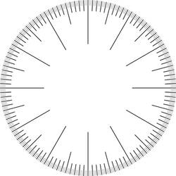 Decanunqual Linear Circle with Further Thirds