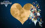 Kingdom Hearts II Wallpaper