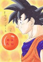 Son-Goku by Yugoku-chan